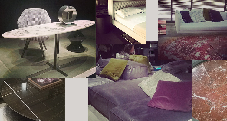 Interieurtrend: Marmer & Velours