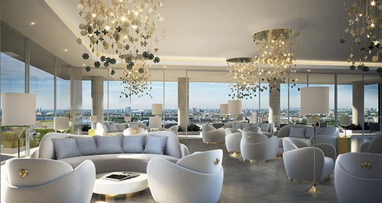 Versace Appartementen In Londen