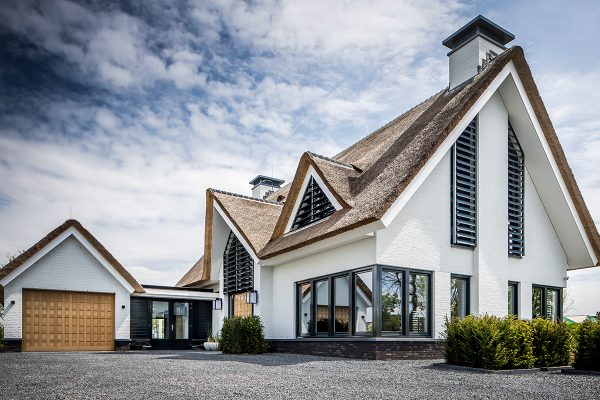 Nieuwbouw villa Rijnsburg NOORT interieur
